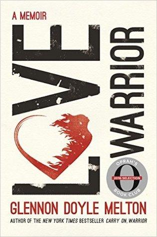 Love Warrior book giveaway