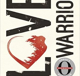 Love Warrior book giveaway